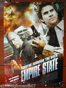 Empire State Movie Poster Empire State {Dwayne J...