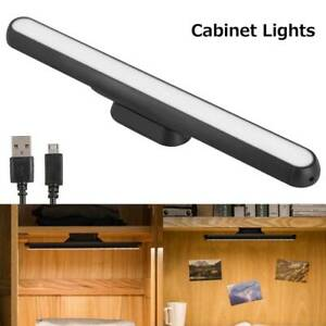 Tableau-active-par-batterie-charge-d-039-USB-Cabinet-garde-robe-bande-par-LED-BR