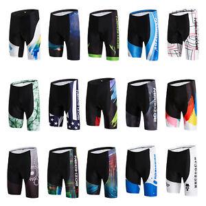 Men Bike Underwear 3D Padded MTB Bicycle Cycling Biking Underwear Shorts X4B6