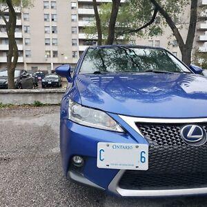 2014 Lexus CT 200h -