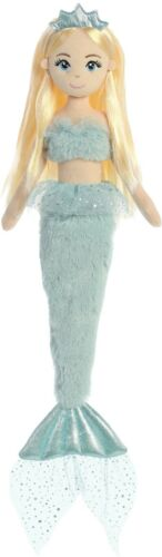 """Ice Shimmer Teal 18/"""" Sea Sparkles"""