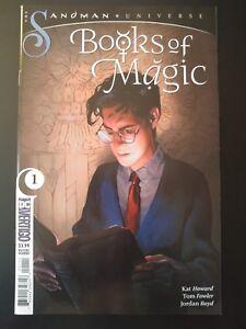 BOOKS-of-MAGIC-1a-Sandman-Universe-2018-Vertigo-DC-Comics-VF-NM-Book
