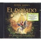 ELTON JOHN - The road to El Dorado Eldorado - CD OST 2000 NEAR MINT CONDITION