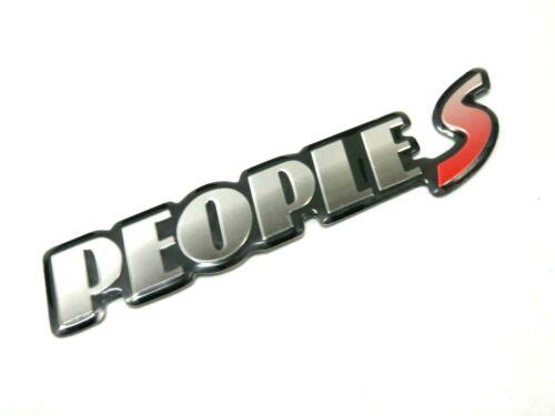 nos Genuine Kymco People S 50 200 Emblem 86202-LCD3-E10