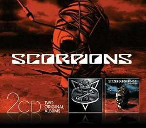 Scorpions-Comeblack-Acoustica-2-CD-COLUMBIA
