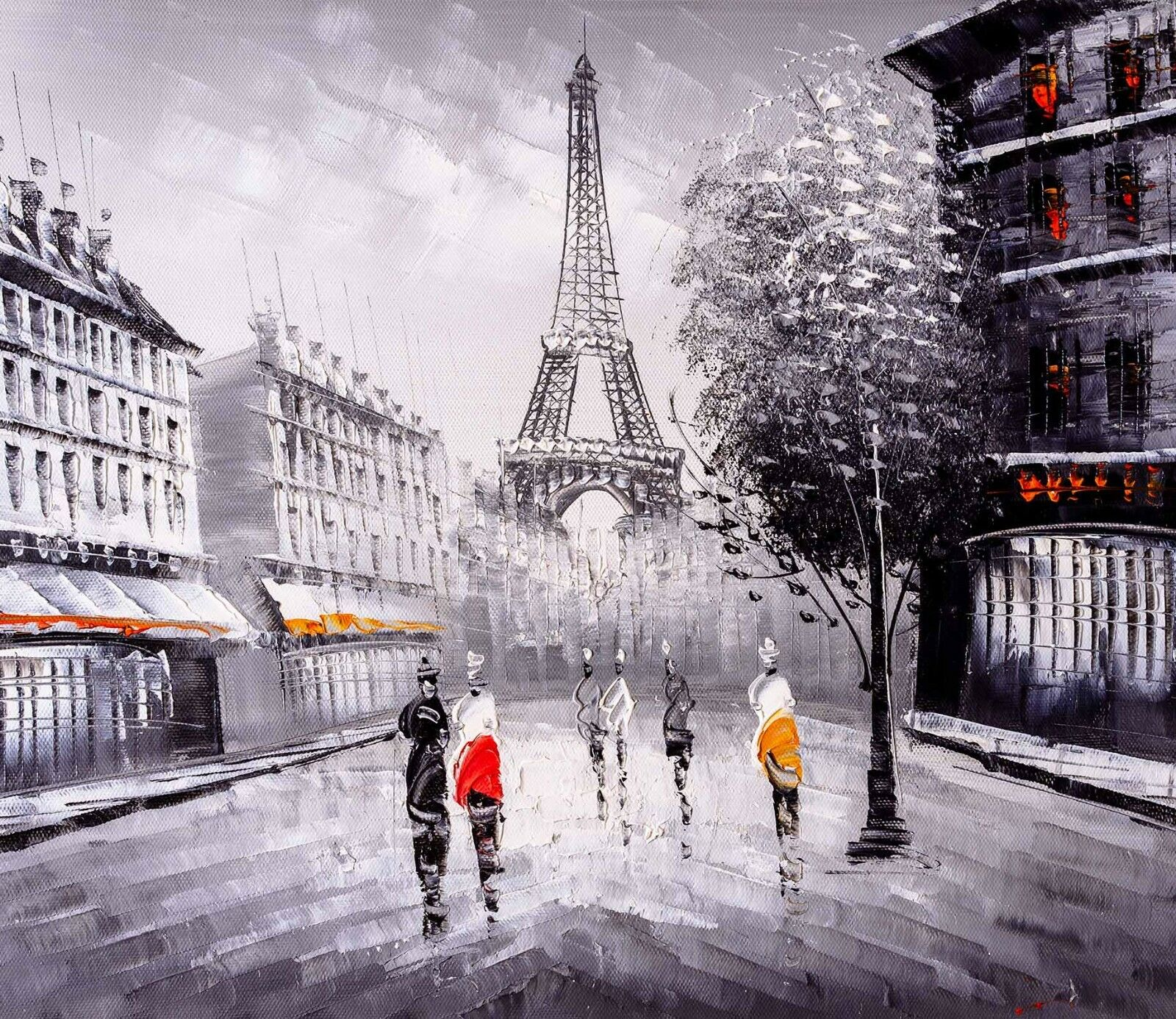 3D Paris Street View Paint 56 Wall Paper Wall Wall Wall Print Decal Wall Deco Indoo Murals d9ea40