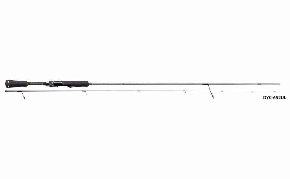 Major Craft Giorni Spinning Modello 2pc Dys-652ul Canna Pesca per Pesce Persico