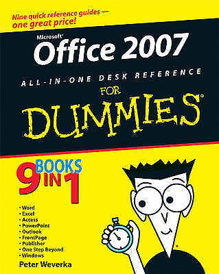 Ms Office 2007 For Seniors For Dummies For Sale