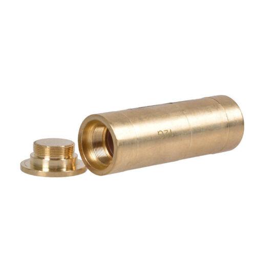 Hunting Optics CAL.12 GAUGE Cartridge Red Laser Bore Sighter with 20mm Diameter
