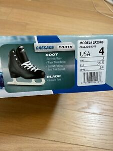 Lake Placid Cascade Figure Skates