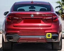 BMW NEW GENUINE X6 SERIES F16 REAR M SPORT BUMPER TOW HOOK EYE COVER 8056540