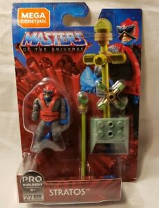 Mega Construx Masters of the Universe STRATOS Pro Builders Figure GNV35 NEW