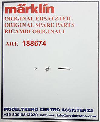 Preciso Marklin 188674 Set Ingranaggi - Set Achse ZahnrÄder Spur Z