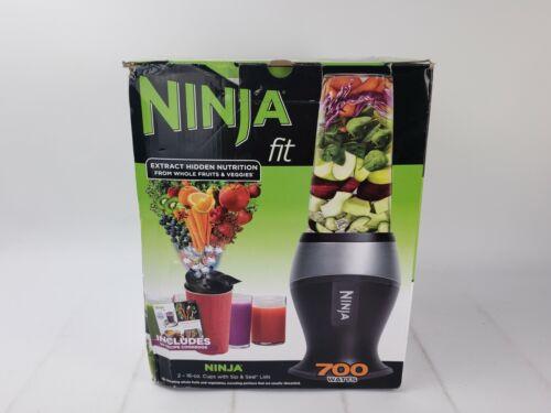 Ninja Fit Personal Blender with 700-Watt BaseQB3001SS BRAND NEW
