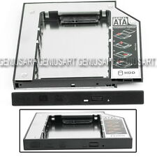 "2,5"" SATA SSD HDD HD Hard Drive Caddy Carrier PC Computer Universale Doppio Boot"