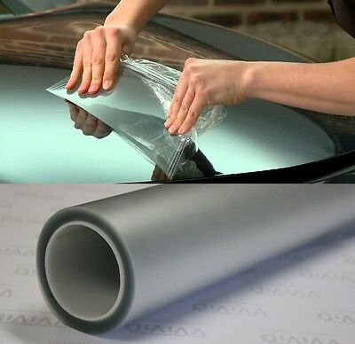 VViViD Matte Clear Protective Film 5ft x 5ft Vinyl Sheet for Car Auto Vehicle