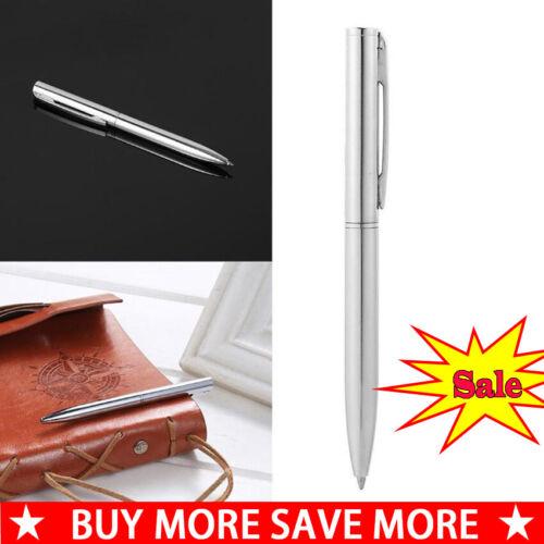 Students Ball-point Pen Short Spin Office School Teens Roller ball Supplies Hot