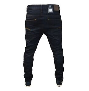 G-Star-Type-C-3d-Super-Slim-Stretch-Jeans-Pantalon-differentes-tailles-Nouveau