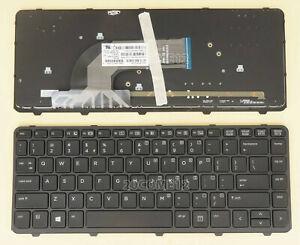 HP Probook 440 G3 430 G4 440 G4 Promo mt20 US Keyboard Backlit 906764-001 NEW