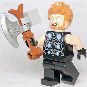 MARVEL-lego-THOR-super-heroes-AVENGERS-infinity-war-GENUINE-76102-weapon-quest