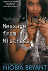 Message from a Mistress by Niobia Bryant (Paperback, 2010)