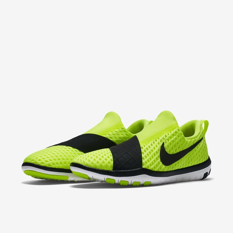 Nike Wmns Free Connect Volt Noir-Blanc 843966-700