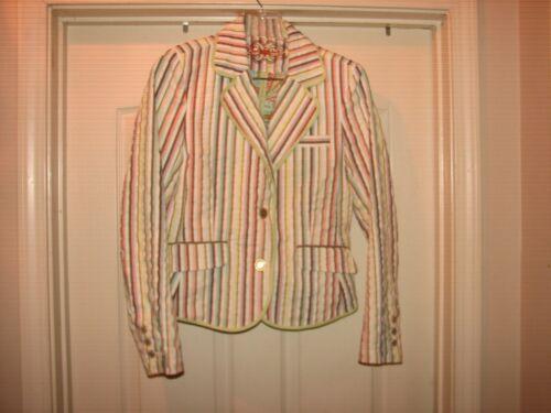 $328  Robert Graham Women Multi Color 100% Cotton