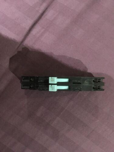 Zinsco Circuit Breaker 2 Pole 15 AMP Twin RC38-1515 15/15 tandem 120 v