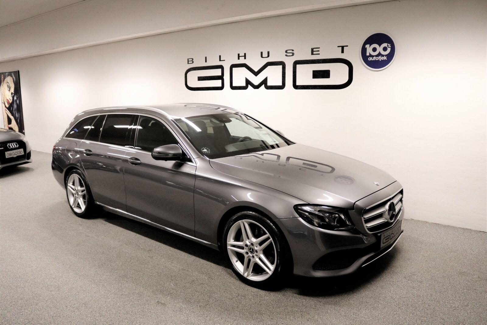 Mercedes E350 d 3,0 stc. aut. 5d - 549.900 kr.