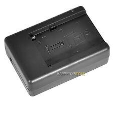 Charger for SONY NP- F550 F570 F750 F770 F960 F970 Info LITHIUM L Battery 7.2V
