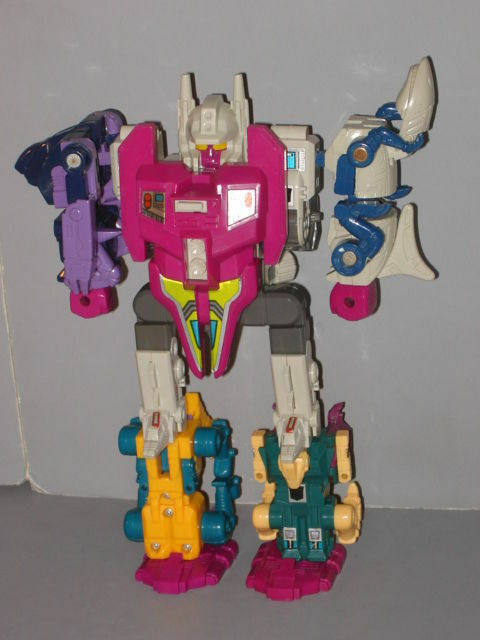 G1 TRANSFORMER TERRORCON'S ABOMINUS COMPLETE PROF CLEANED  LOT  5