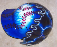 Airbrushed Batting Helmet Personalized Baseball Softball