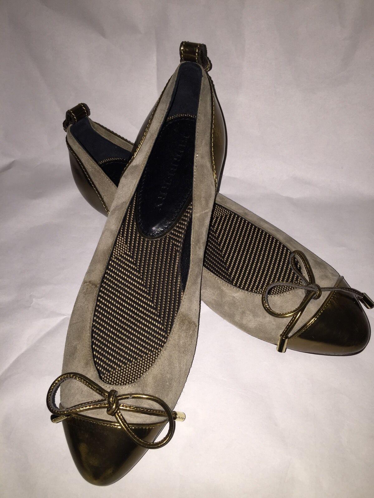 Gentlemen/Ladies Burberry Women's Ballet shoes online sale First grade in its class Very good classification