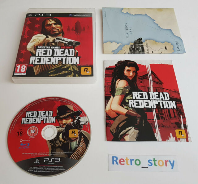Sony Playstation PS3 - Red Dead Redemption - PAL