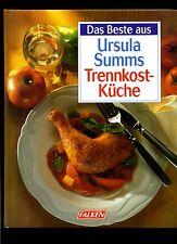 Das Beste aus Ursula Summs Trennkostküche--Ursula Summ--Falken