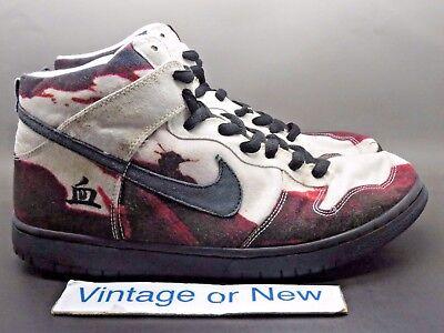 Nike Dunk High Pro Melvins SB 2005 sz