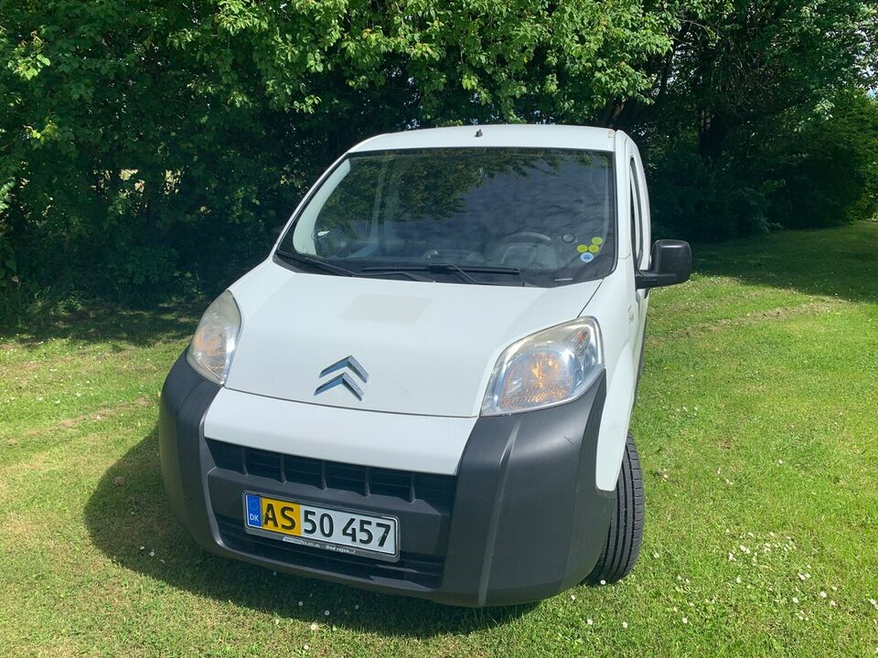 Citroën, Nemo, 1,4 HDi 70 Cityvan