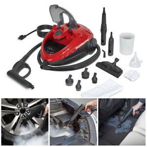 Steam Cleaner Machine Portable Car Care Upholstery Carpet Floor Steamer New