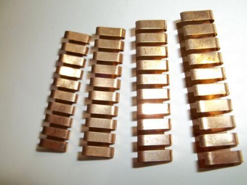 "1-7//8/"" price for 4 Beryllium-copper Finger Stock ideal screw driver antenna"