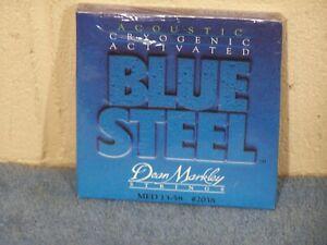 Dean Markley Blue Steel Acoustic Guitar Strings13-58 MED