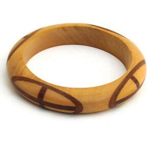 Holzarmreif Armreif Bangle echt Holz