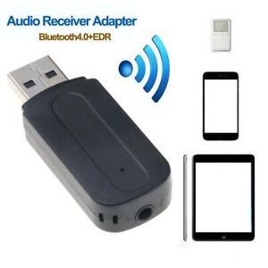 Mini Portable USB WIFI Bluetooth 4.0 Audio Receiver Dongle Adapter Converter