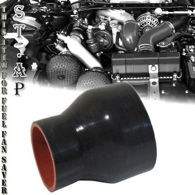 2 To 3.25 Straight Temp Temperature Silicone Coupler Hose Piping Turbo Intercooler Pipe Intake Upgrade Replacement