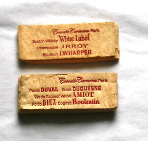 Ancienne-Eponge-Publicitaire-Alcool-Pastis-Duval-Crovetto-Carmona-Paris