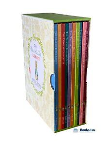 Beatrix-Potter-Peter-Rabbit-Library-Coloured-10-Books-Collection-Box-Set
