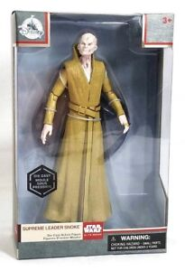 COLLECTIBLE Star Wars Episode VIII Supreme Leader Snoke Elite Series Die Cast