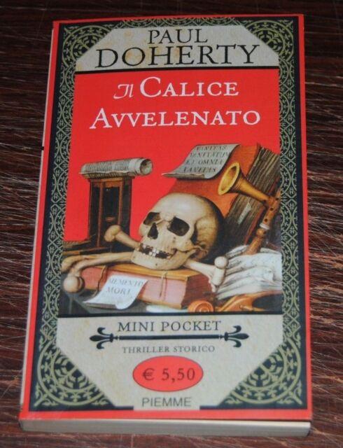 Mini pocket - Piemme - il calice avvelenato di Paul Doherty - giugno 2009