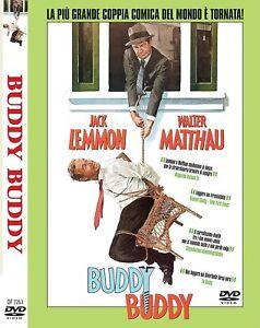 Buddy-Buddy-Quadrifoglio-DVD-nuovo