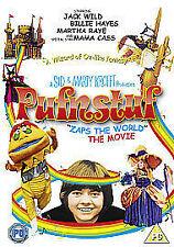 PUFNSTUF ZAPS THE WORLD - THE MOVIE - DVD - REGION 2 UK