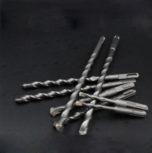 6-10mm SDS Plus Masonry Drill Bit Tungsten Carbide Tip For Stone Concrete Cut
